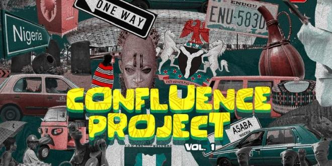 Joeboy, LadiPoe, Sess, Naeto C and more feature on MainlandBlockParty's, 'Confluence Project Vol. 1'