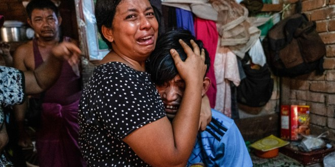 Killings, violence, detention: Myanmar is no place for children