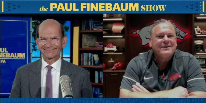Pittman explains how Arkansas has a 'special team' - ESPN Video