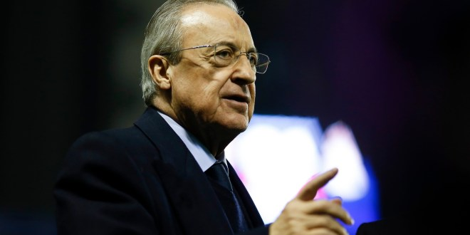 Real Madrid confirm start of presidential election process as Perez seeks further term