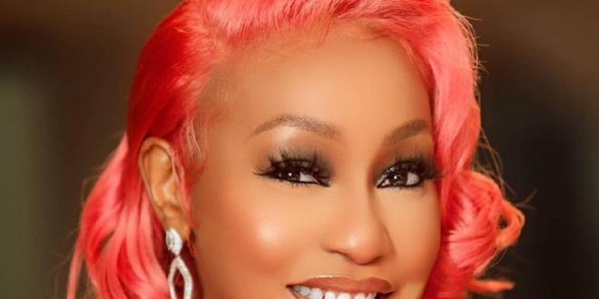 Rita Dominic reveals how Brenda Fassie inspired her character in 'La Femme Anjola'