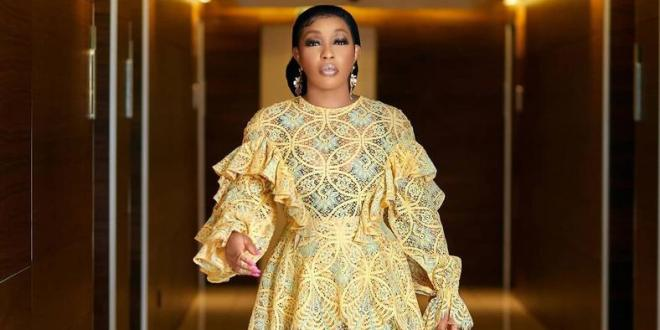 Rita Dominic speaks on why she decided to share photos of partner on Instagram