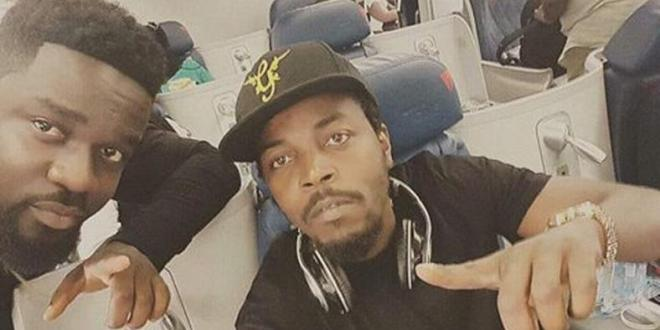 Sarkodie smartly turns down Kwaw Kese's request to feature on his new song