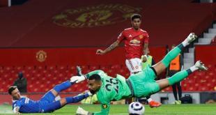 Solskjaer blames stadium wrap for Man Utd's Old Trafford woes