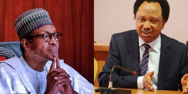 The President?s call for World powers military HQ on African soil is an open invitation for recolonisation of Africa - Shehu Sani