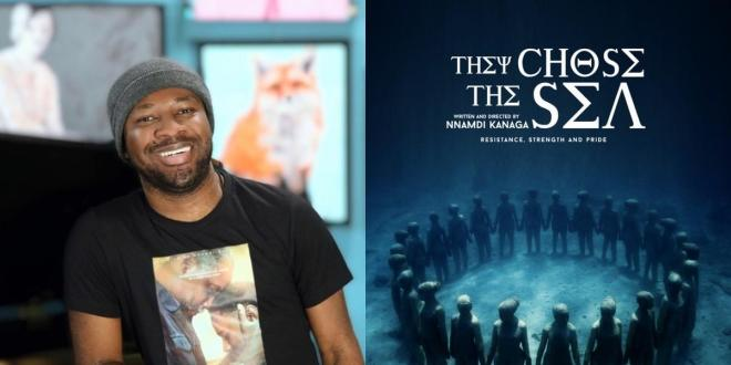 US-based filmmaker Nnamdi Kanaga to direct feature film based on the Igbo landing mass suicide