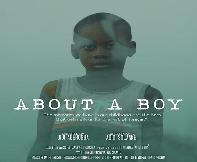 'About A Boy' wins big at Nollywood week festival - The Nation