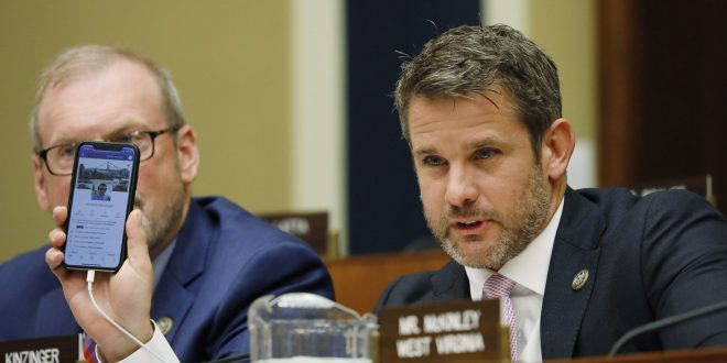 Adam Kinzinger: Trump May Be Banned, But GOP Lawmakers Are Still Terrified of His Mean Tweets