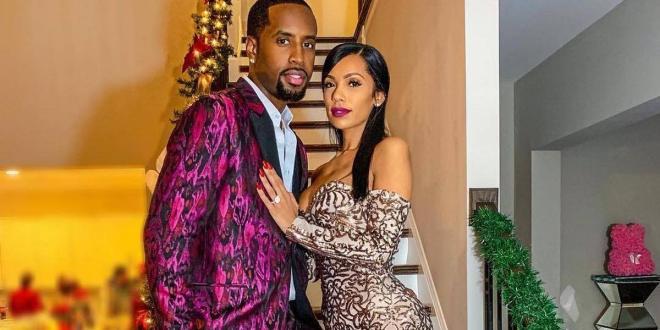 American rapper Safaree and wife Erica Mena file for divorce