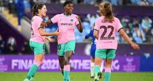 Fan View: Adepoju leads Africans to celebrate Oshoala's Women's Champions League triumph