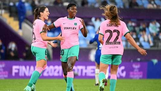 Fan View: Adepoju leads Africans to celebrate Oshoala's Women's Champions League triumph