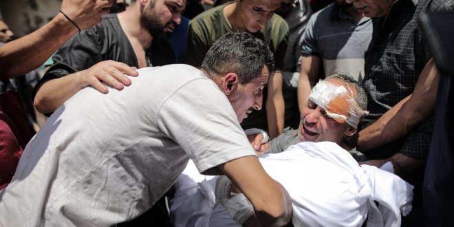 Grief Mounts as Efforts to Ease Israel-Hamas Fight Falter