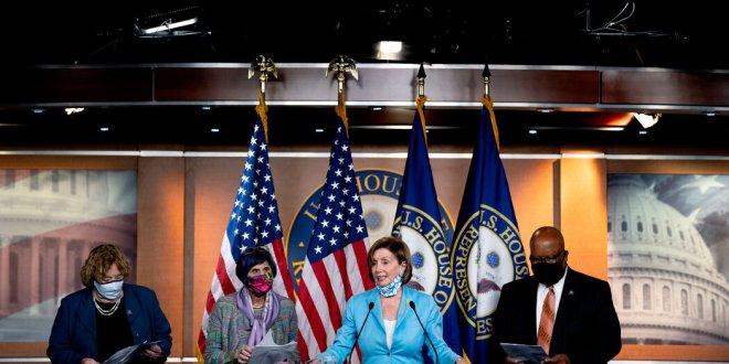 House Backs Jan. 6 Commission, but Senate Path Dims