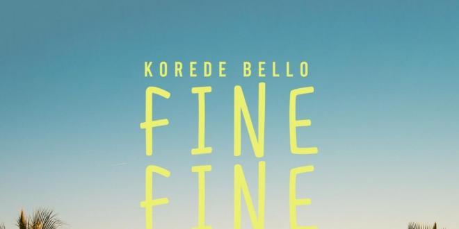 Korede Bello releases new single, 'Fine Fine'