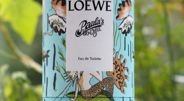 LOEWE Paula's Ibiza Fragrance | British Beauty Blogger