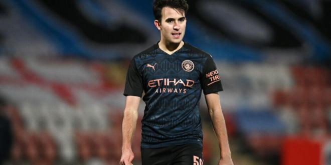 Manchester City defender Eric Garcia confirms Barcelona move   Sportslens.com