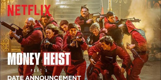 'Money Heist' final season to be released in two volumes [Watch teaser]