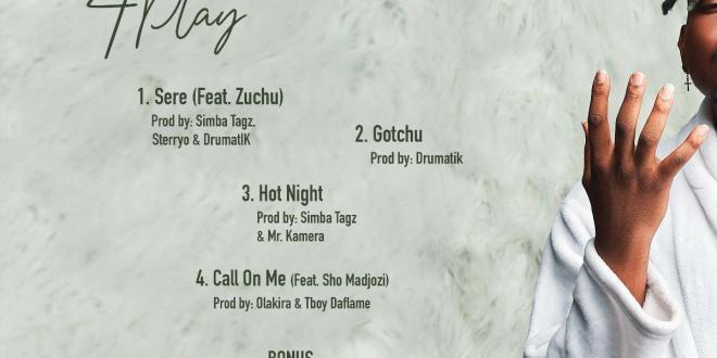 Ola Kira releases '4 Play EP'