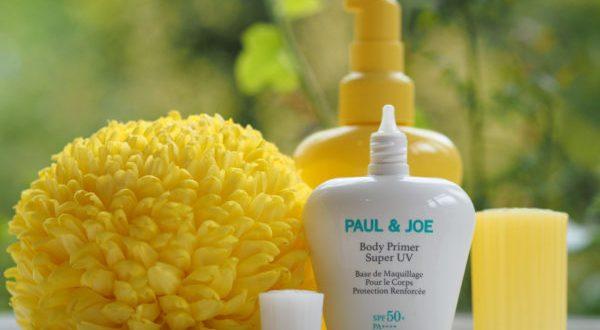 Paul & Joe Sun Care   British Beauty Blogger