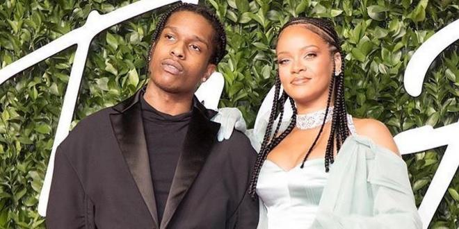 Rapper ASAP Rocky confirms dating Rihanna, says she's the love of his life