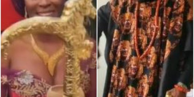 See First Photos From Rapper, Ikechukwu's Traditional Wedding