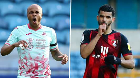 Solanke & Ayew: How forwards' finishing could define playoff semi-finals