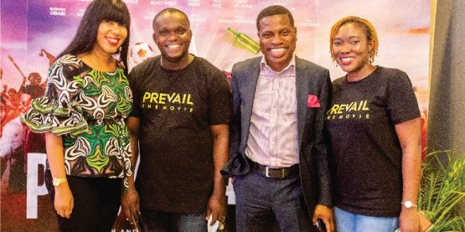 Streaming platform Kingsview debuts with Prevail | The Nation News