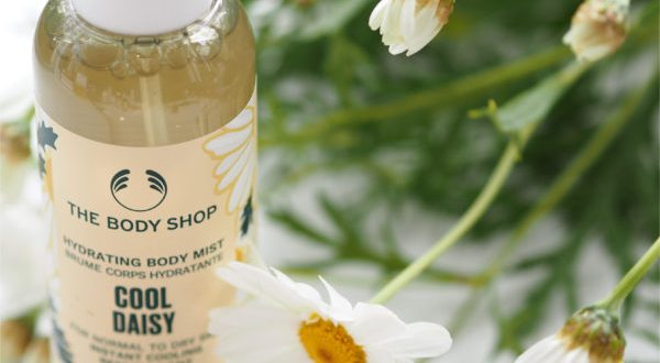 The Body Shop Cool Daisy Collection | British Beauty Blogger