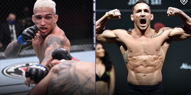 UFC 262 results: Charles Oliveira stops Michael Chandler in two rounds for vacant UFC lightweight title