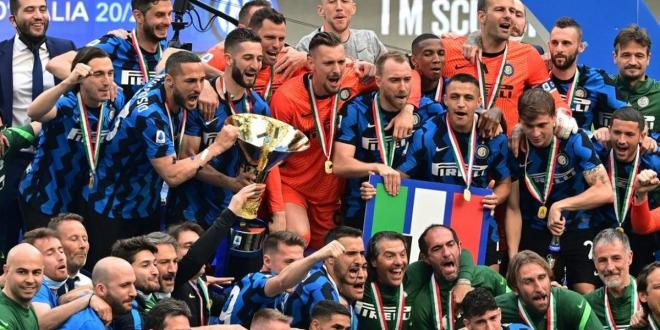 Who will challenge for Inter 's Serie A crown next season?