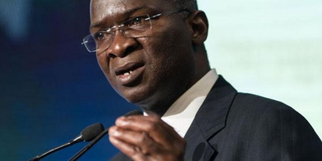 2nd Niger bridge will be completed in 2022- Fashola says