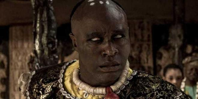 Check out these striking BTS from Femi Adebayo Salami's epic drama 'Ogundabede'