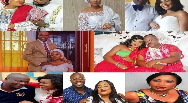 Eight Yoruba actors/actresses who remarried | The Nation Nigeria