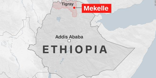 Ethiopian forces withdraw from Tigray regional capital Mekelle