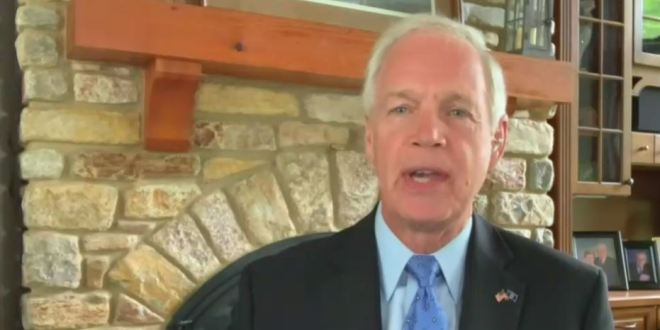 Fox News Gets More Americans Killed Letting Ron Johnson Spread COVID Vaccine Lies