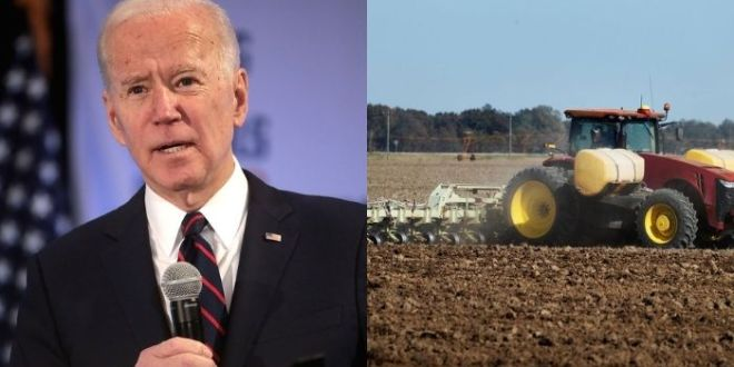Judge Halts Biden Program That Gives Debt Relief Only To Black, Minority Farmers After White Farmers Sue
