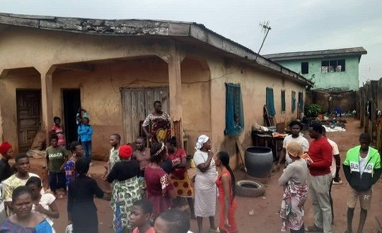 Man allegedly beats his wife to death for refusing to give him N2000 loan in Edo (photo)