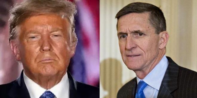 Michael Flynn Tells Public 'Don't Feel Sorry For Me – Feel Sorry For Our Country, Feel Sorry For Our President'