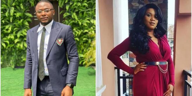 Music mogul Ubi Franklin's baby mama Sandra Iheuwa shades ex who told her no man will marry her
