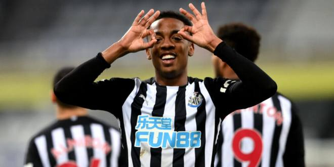 Newcastle eyeing player plus cash deal for Joe Willock | Sportslens.com