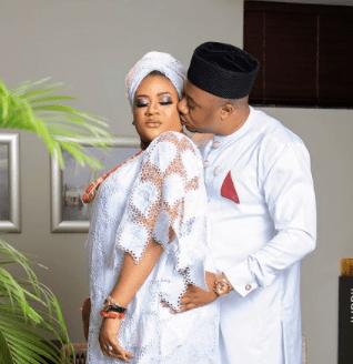 nkechi-blessing-releases-wedding-photo-on-hubbys-birthday