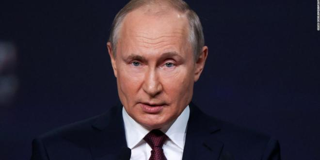 Putin says Russia prepared to extradite cyber criminals to US on reciprocal basis