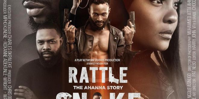 'Rattle Snake: The Ahanna Story' set to premiere on Netflix
