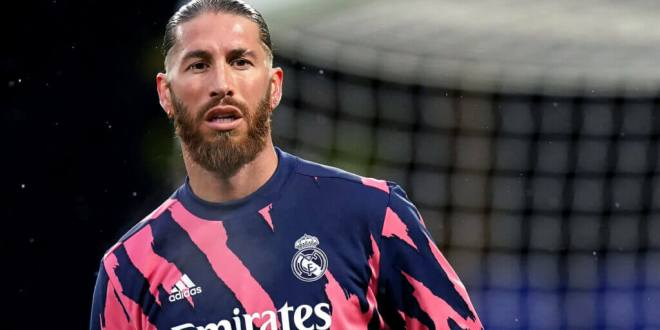 Real Madrid talks with Sergio Ramos stay deadlocked | Sportslens.com