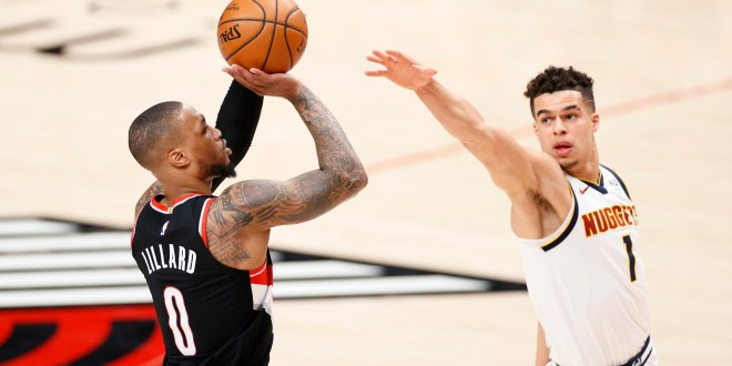 Stephen Curry, Kevin Durant and more react to Damian Lillard's incredible Game 5 performance