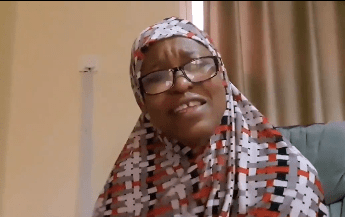 The only thing govt can do is either arrest me or assassinate me - Aisha Yesusfu replies Nigerians asking if she isn