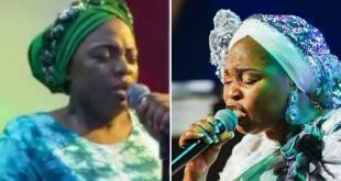 Tope Alabi apologies to fellow gospel singer Adeyinka Alaseyori following the criticism of her record