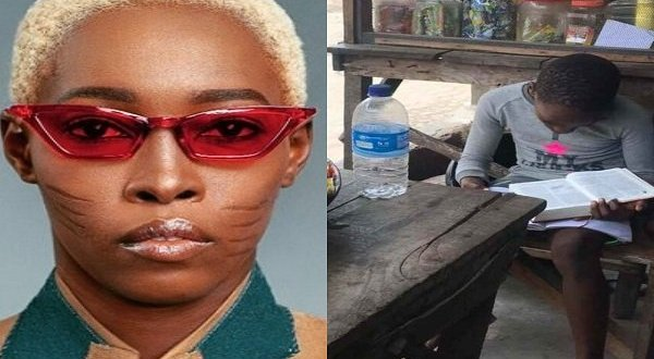 Tribal mark model, Adetutu rants about daughter's religious assignments