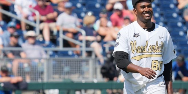 Vanderbilt's Rocker is familiar with MS State hitters - ESPN Video