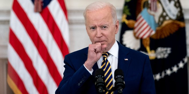 With Vaccination Goal in Doubt, Biden Warns of Variant's Threat